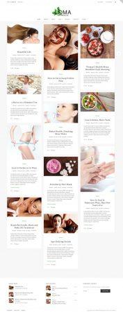 Loma I Health & Beauty Thema