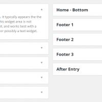 De 3 Basis WordPress Zijmenu Widgets